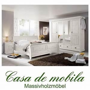 Schlafzimmer Landhausstil Wei