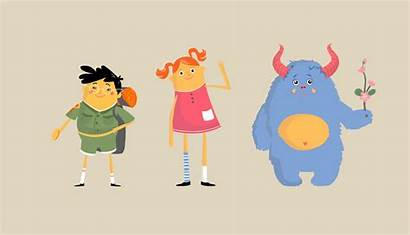 Animated Behance Explainer Darvideo