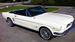 Hemmings Auctions   1966 Ford Mustang Convertible