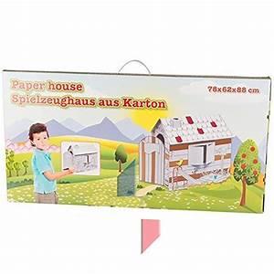 Cabane En Carton À Colorier : maison en carton colorier carrefour ventana blog ~ Melissatoandfro.com Idées de Décoration