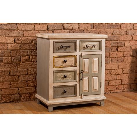 Furniture Cabinets With Doors by Hillsdale Furniture Larose Five Drawer Accent Cabinet With