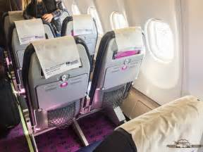 WoW Air Business Class Seat