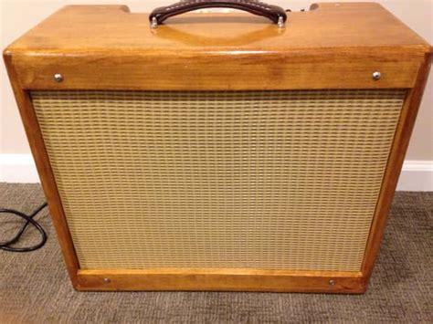 Fender 2x10 Guitar Cabinet by Fender Blues Junior Unloaded Cabinet W 1x12 2x10 Reverb