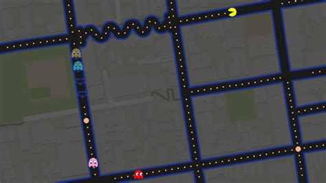 play  computer game pac man   real