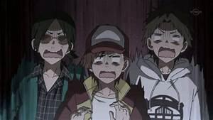 Scared Tonari No Kaibutsu-Kun GIF - Find & Share on GIPHY