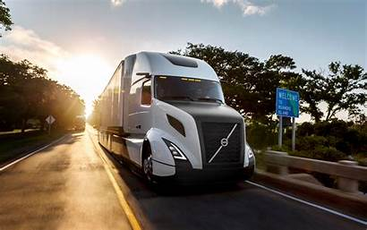 Volvo Vnl Trucks Usa Delivery Wallpapers Swedish