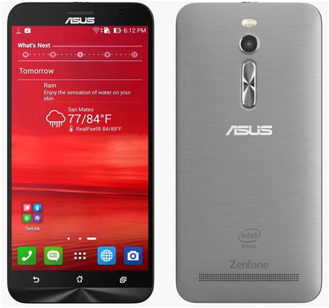 Asus Zenfone 2  Reviews  Prices  Specifications Ratings