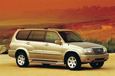 2001 Suzuki Xl 7 by 2001 06 Suzuki Xl 7 Consumer Guide Auto