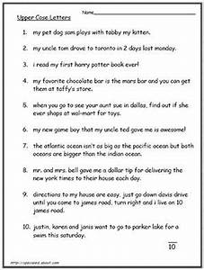 1000 ideas about letter worksheets on pinterest tracing With capital letters lesson plans first grade