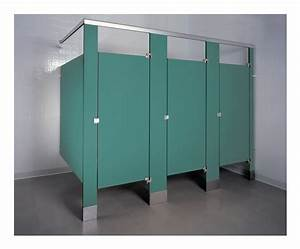 Solid phenolic partitions quick ordering for Bathroom stall privacy strip