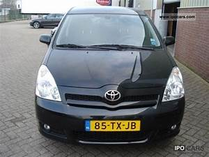 Toyota Verso Dynamic : 2007 toyota verso 1 8 vvt i dynamic car photo and specs ~ Gottalentnigeria.com Avis de Voitures
