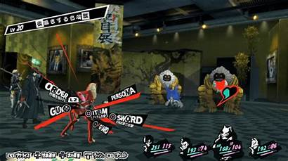 Persona Battle Jrpg Menu Steam Games Pc