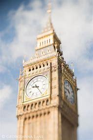 Big Ben Clock London England