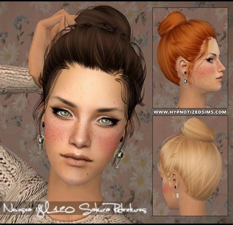 sims  hair female images  pinterest