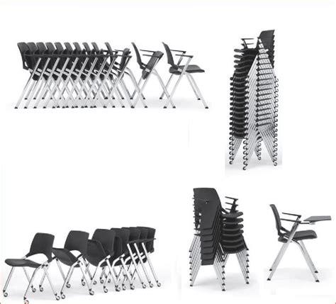 formation sur chaise chaise pliable emboitable empilable pour salle de