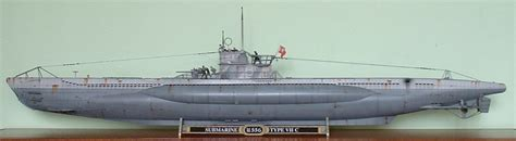 German U Boat Armament by Revell 1 72 Type Viic Uboat By Ramses Montes
