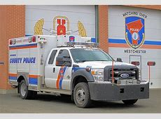 Westchester County PD ESU Truck 1 Police vehicles
