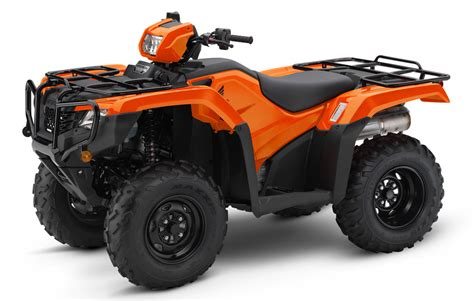 2019 Honda Atv And Sidebyside Lineup Preview Atvcom