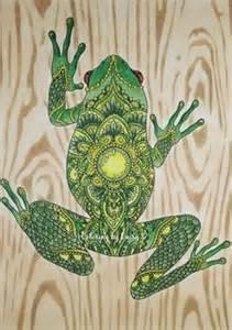 kambo frog venom traditional shamanic medicine art