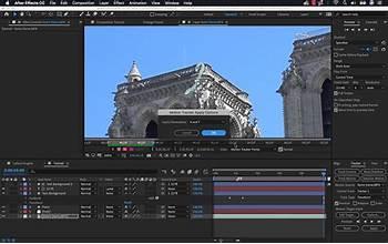 Adobe After Effects screenshot #1