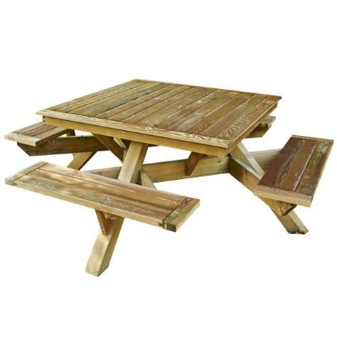 table carree de jardin table de jardin carr 233 e vente table de jardin carr 233 e