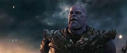 Thanos Avengers Mcu Endgame Gauntlet Marvel Captain