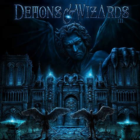 rock hard demons wizards iii album erscheint ende