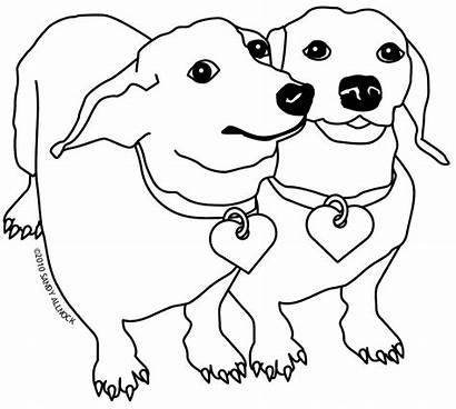 Coloring Dog Pages Clifford Printable Getcolorings Colorings