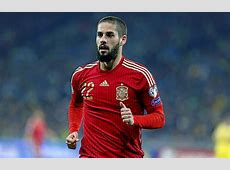 Euro 2016 Why was Isco omitted from the Spain squad