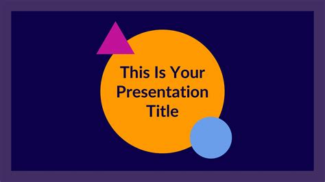 jupiter  powerpoint templates google