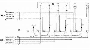 Single Phase Ac Generator Wiring Diagram