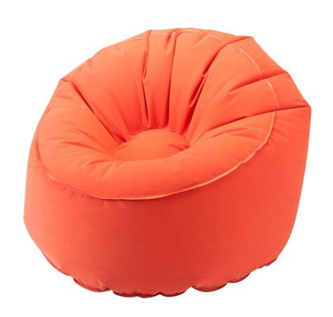 orange siege ezair orange siège gonflable pouf enfant arche de néo