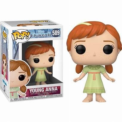 Frozen Funko Pop Disney Anna Young Imprimir