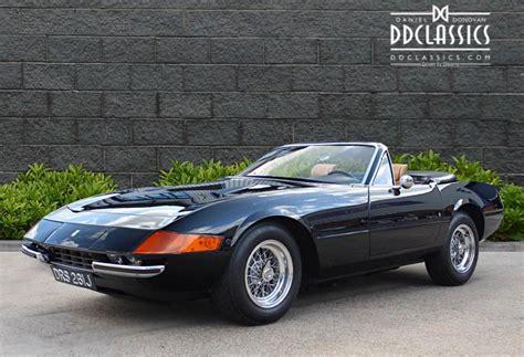 1972 Daytona For Sale by 1972 Daytona Spyder Price At Carolbly