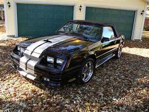 85 Ford Mustang GT Convertible 302 HD V8 RWD 5 Speed Manual Vinyl 123000 Miles - Classic Ford ...