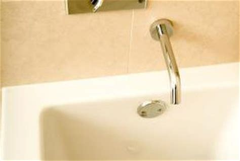 bathtub pop up stopper stuck how to remove a stuck bathtub drain stopper home guides