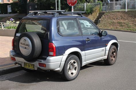 2002 Suzuki Vitara by 2002 Suzuki Grand Vitara Limited 4dr Suv 2 5l V6 4x4 Auto