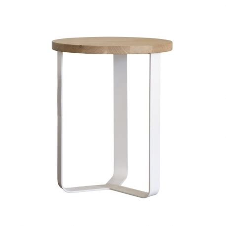 Table De Nuit Metal by Table De Nuit M 233 Tal Bois Design Lola Amobois