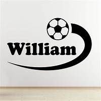 perfect soccer wall decals main product image