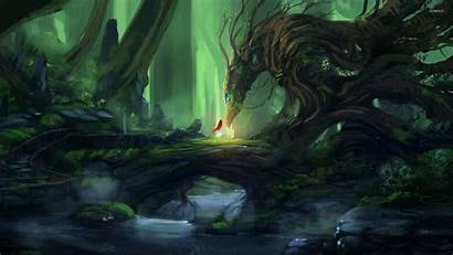 Dragon Tree Fantasy Wallpapers 1080 Background 1920