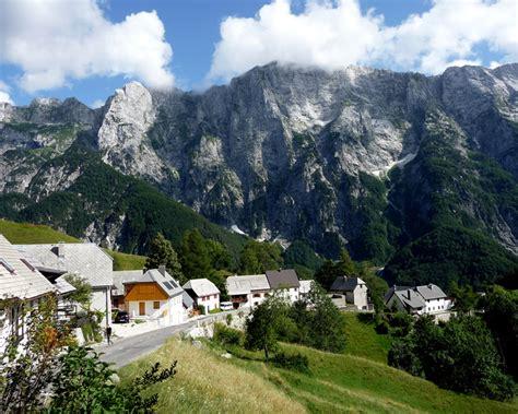 slovenia beautiful scenery  beautiful places
