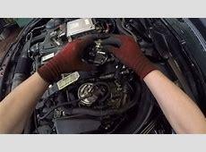 MercedesBenz C 220 CDI OM651 Changing the Diesel