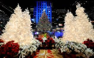 rockefeller center christmas tree lighting o christmas tree ny daily news