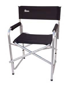 short folding directors chair from innovative earth products