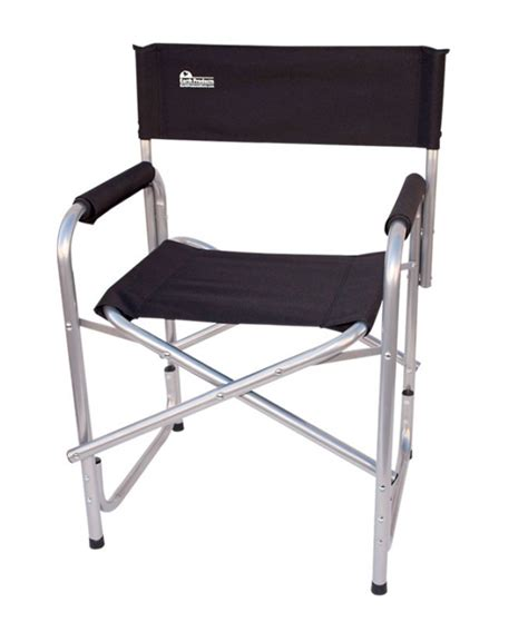 folding directors chair from innovative earth products