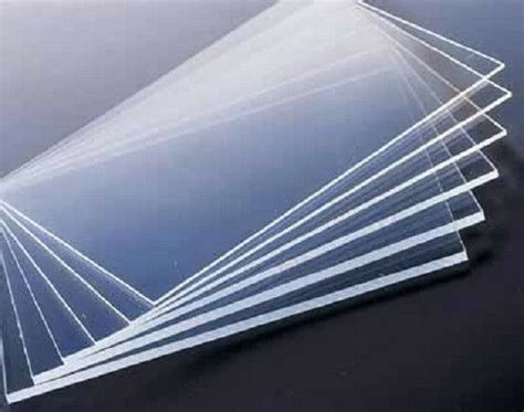 48 quot 96 quot 4ftx8ft 6mm thick clear acrylic sheet