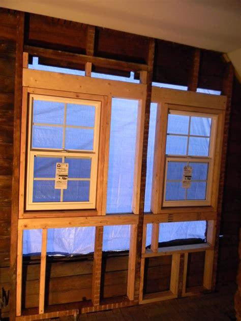 framed    windows framing contractor talk