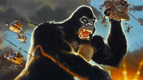 king kong  en  direct  replay sur mycanal