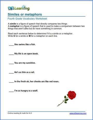 grade  prefix suffix idioms proverbs similes