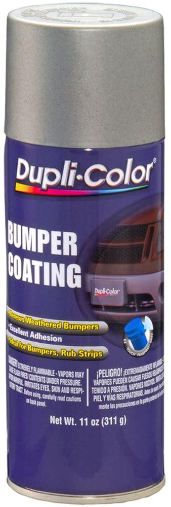 dupli color bumper coating dupli color silver bumper coating 11 oz dupfb108